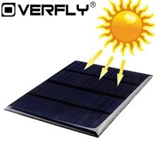 Solar Panel 12V 1 5W 115x85mm Epoxy Solar Panels Mini Solar Cells Polycrystalline Silicon Solar DIY