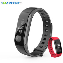 SMARCENT E29 ECG Smart Wristband Sleep Heart Rate Monitor Smart Band Fitness Tracker Blood Pressure Bracelet for Andriod IOS