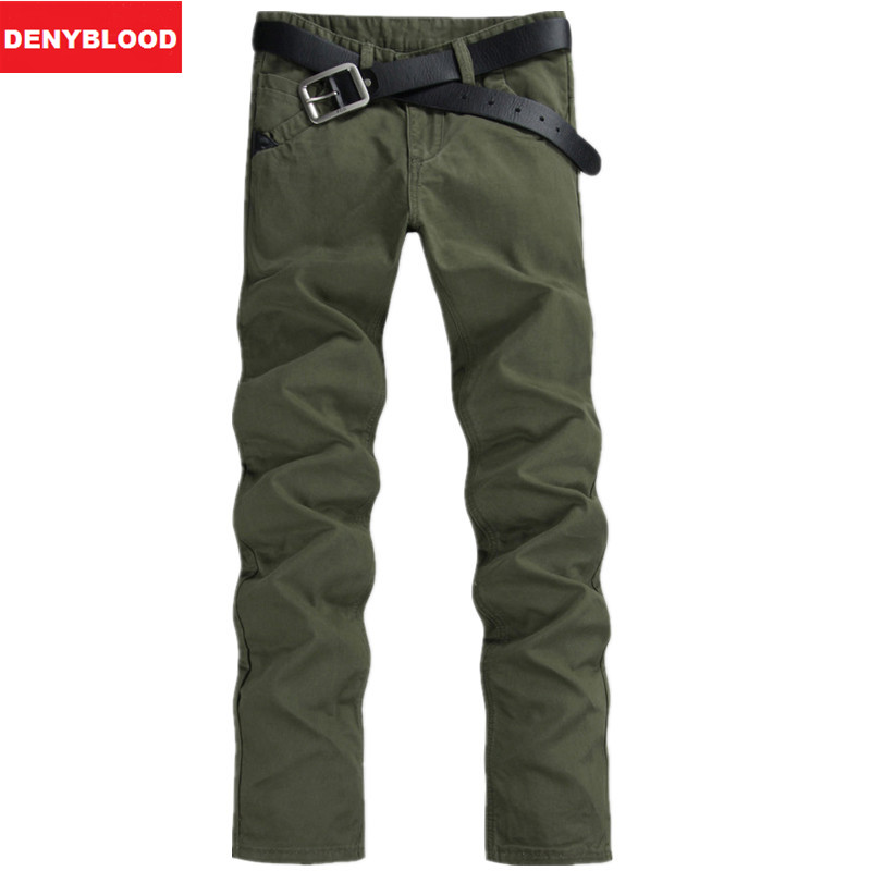 Popular Dark Khaki Pants-Buy Cheap Dark Khaki Pants lots from ...