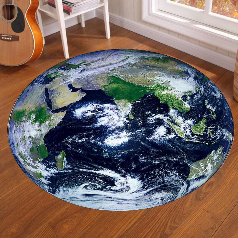 Бытовые висит стул круглый дорожка столовая Гостиная коврик для детей Спальня коврики Чай таблица коврик противоскольжения стопы pad