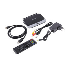 2016 El Más Nuevo CS918 4 Core Caja de la TV Inteligente 2G + 16G 1080 P WiFi Mini PC XBMC Totalmente cargado para Android 4.4