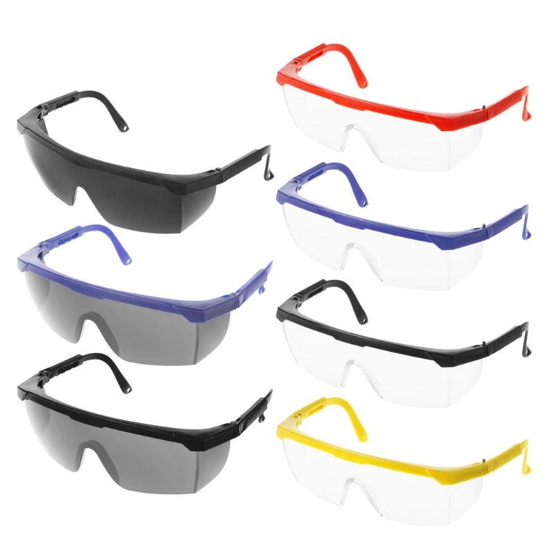 Safety Glasses Spectacles Eye Protection Goggles Eyewear Dental Work Outdoor New