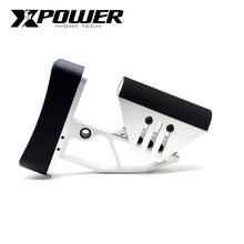 XPOWER TB Регулируемый запас для AEG Air Guns CS спортивный Пейнтбол страйкбол аксессуары J8 J9 Тактический