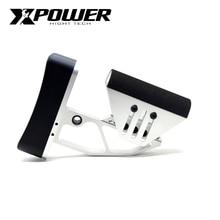 XPOWER TB قابل للتعديل الأسهم ل AEG مسدسات الهواء CS الرياضة الألوان Airsoft اكسسوارات J8 J9 التكتيكية