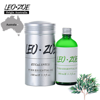 LEOZOE Eucalyptus Essential Oil Certificate Of Origin Australia Authentication Eucalyptus Oil 100ML Etherische Olie