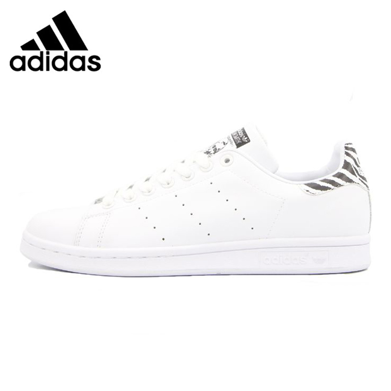 Adidas Clover Stan Smith for Men and Women Walking Shoes , White, Wraparound Non-slip Shock Absorbing Breathable B26590 adidas stan smith shamrock men s and women s walking shoes pink grey balance lightweight breathable s75075 s80024