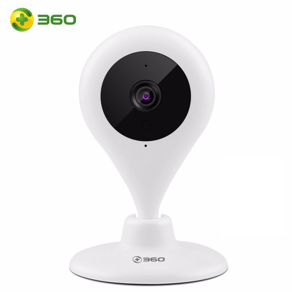 360 Home Camera 720P Mini Water Drop Smart IP Camera WiFi Security Motion Detection 2-way Audio Night Vision iegeek 720p hd home camera wireless mini ip camera security motion detection 2 way audio smart camera with night vision