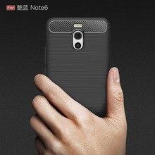Meizu M6 Note Case Silicon Case