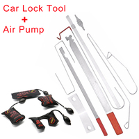 1 Set Car Lock Out Emergency Tools Auto Pump Wedge Airbag Car Door Window Installation Positioning