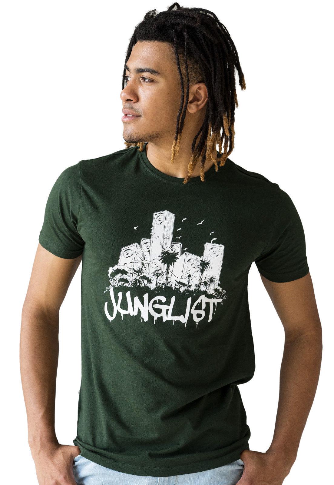 DJ T Shirt 808 AMEN TR-808 Drum and Bass /& n Junglist Neurofunk Dubstep Mens Tee
