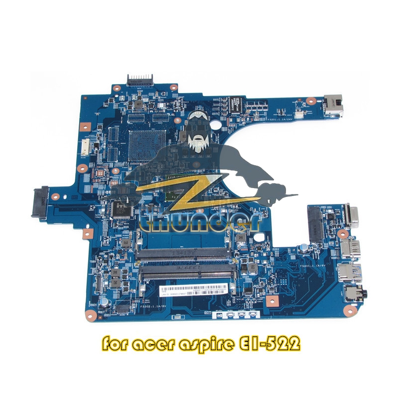 48.4ZK14.03M NBM811100N NB.M8111.00N for Acer Aspire E1-522 laptop motherboard DDR3 new original lcd led video flex for acer aspire e1 522 gateway ne522 laptop screen display cable 50 4yu01 001 50 4yu01 011