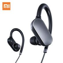 D'origine Xiaomi Mi Sport Bluetooth Casque Sans Fil Bluetooth 4.1 Musique Sport Casque Étanche À La Sueur de Écouteur Dernière