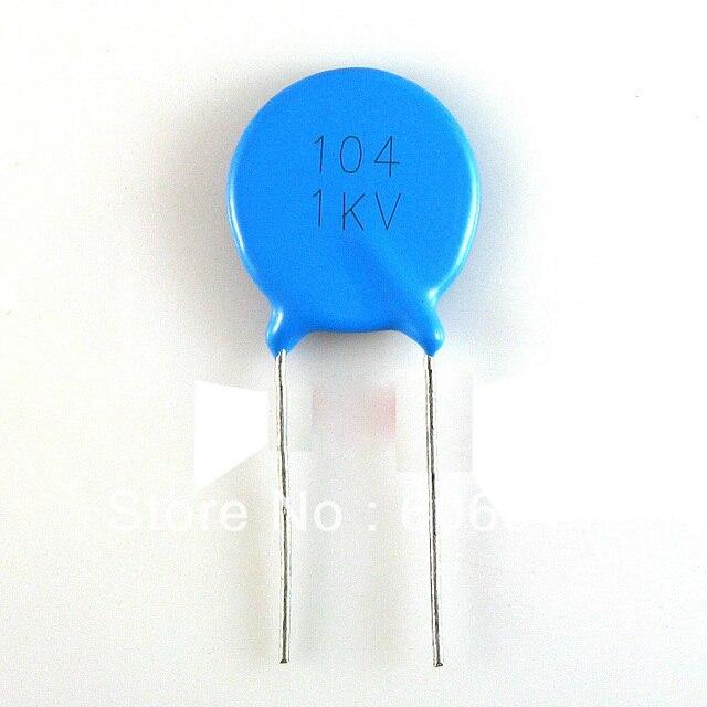 High Voltage Ceramic Disc Capacitor 104 1kv 100nf 1000v 0