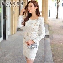 a0d096048c original original lace dress women 2017 slim fashion elegant waist lace dresses  high waisted work wear wholesale brand