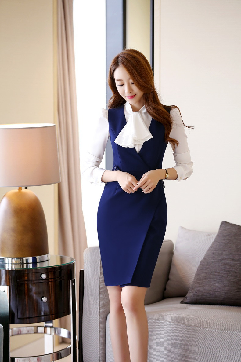 New-Arrival-2016-Spring-Autumn-Formal-OL-Styles-Professional-Business-Women-Work-Suits-With-Blouses-And (5)
