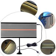 Светодиодный отражатель линии света доска безболезненное удаление Дент Съемник град инструменты ремонтный комплект