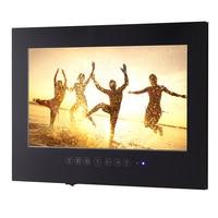 21 5inch Android Black Glass Panel Frameless Bathroom LED Full HD 1080 Waterproof TV TB215FS