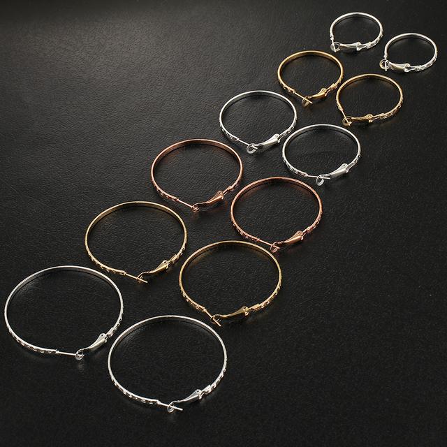 6 Pairs/set Earrings