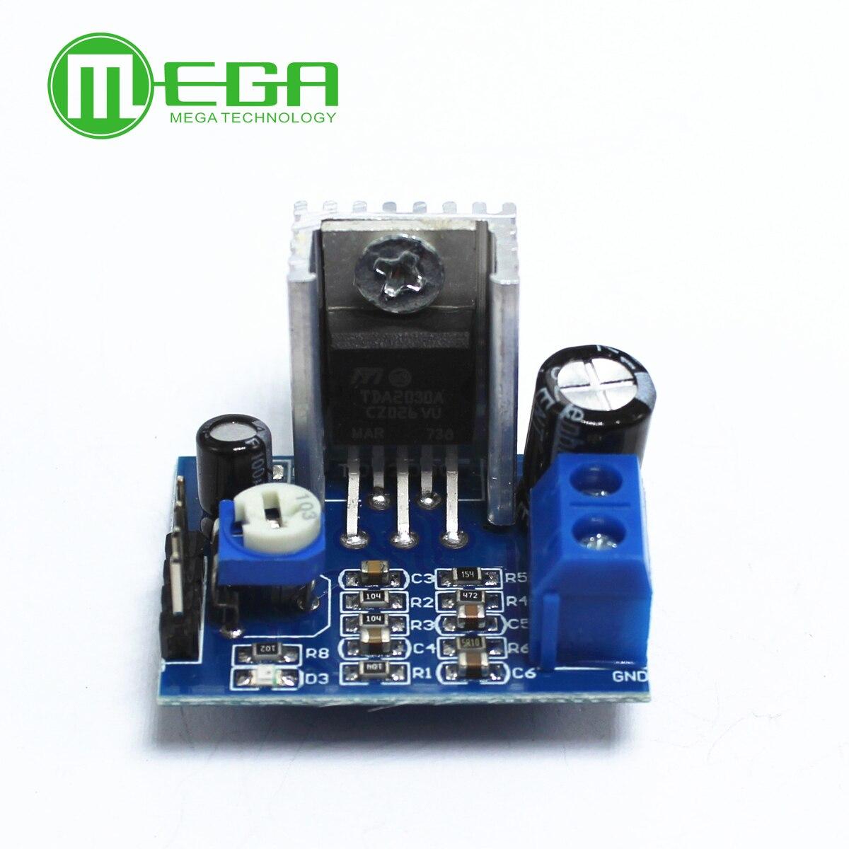 50pcs TDA2030 Module Power Supply TDA2030 Audio Amplifier Board Module TDA2030A 6 12V Single