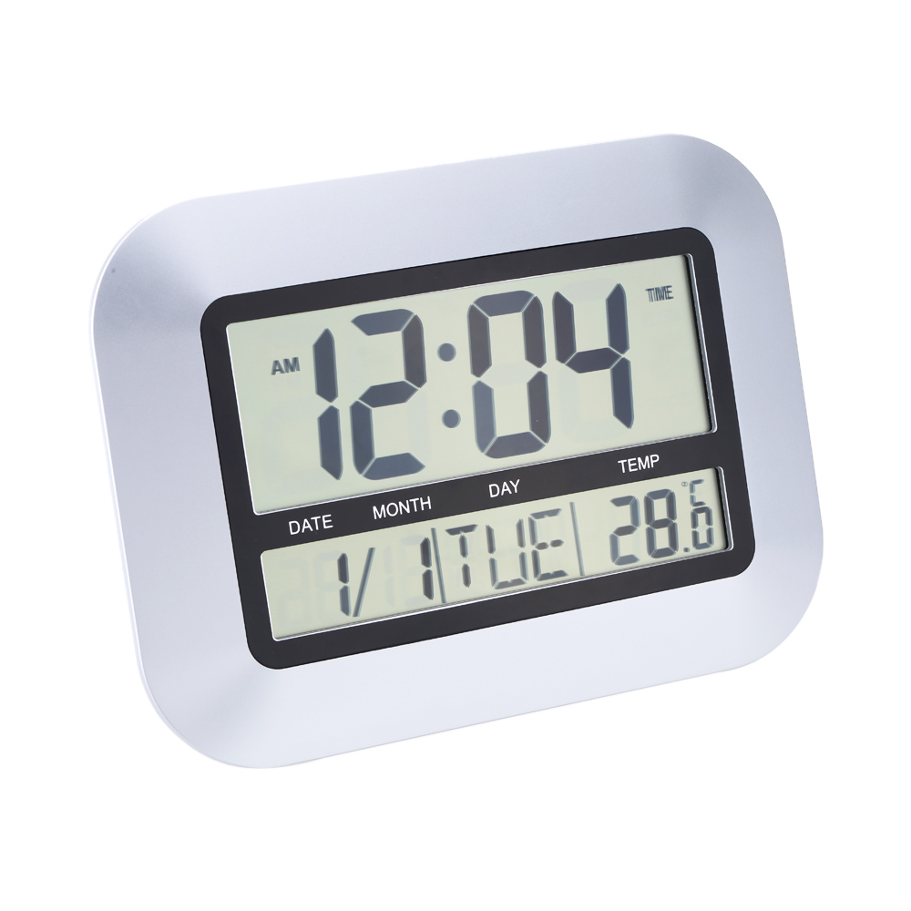 Multi Function Electronic Temperature Meter Calendar Led Digital