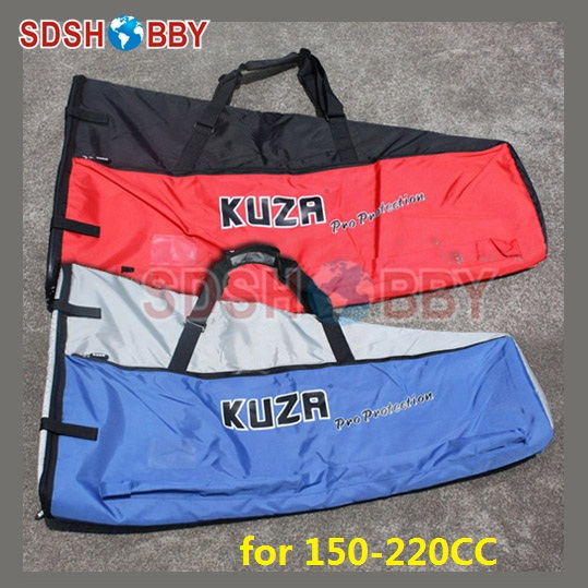 New KUZA Protection Wing Bag for 150-220CC Gasoline Airplane-Blue/ Red Color new original controller ld 40psu