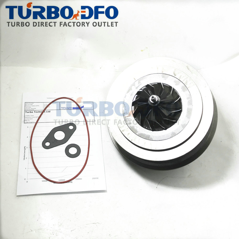 757779 757779-0004 757779-0010 turbocharger core for Volvo PKW S60 I 2.4 D5 136 Kw 185 HP I5D P2 - turbolader cartridge CHRA757779 757779-0004 757779-0010 turbocharger core for Volvo PKW S60 I 2.4 D5 136 Kw 185 HP I5D P2 - turbolader cartridge CHRA