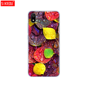 Image 5 - silicone case for xiaomi redmi 7a cases full protection soft tpu back cover on redmi 7 a bumper hongmi 7a phone shell bag coque