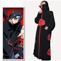 Moda Unisex de Halloween Trajes de Cosplay Del Anime de Japón Naruto Itachi/Partido Manto Akatsuki Cosplay Robes Disfraces Anime Cosplay