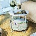 Mesas de café Sala de estar Móveis Para Casa de Móveis mesas de café de estilo Americano Europeia whole sale 2017 dois/três camadas de qualidade