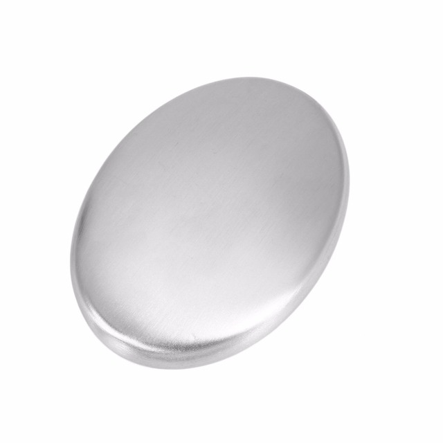 Magic Soap Eliminating Odor Remover Stainless Steel Soap Deodorize Garlic Onion Smell From Hands Bath Soap Kitchen Tool 3
