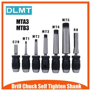 Image 1 - Automatische Vergrendeling Chuck 1 16mm B16 B18 en Taps Toelopende Staaf MTA3 MTB3 1 13 3 16 bewerkingscentrum Boren Machine