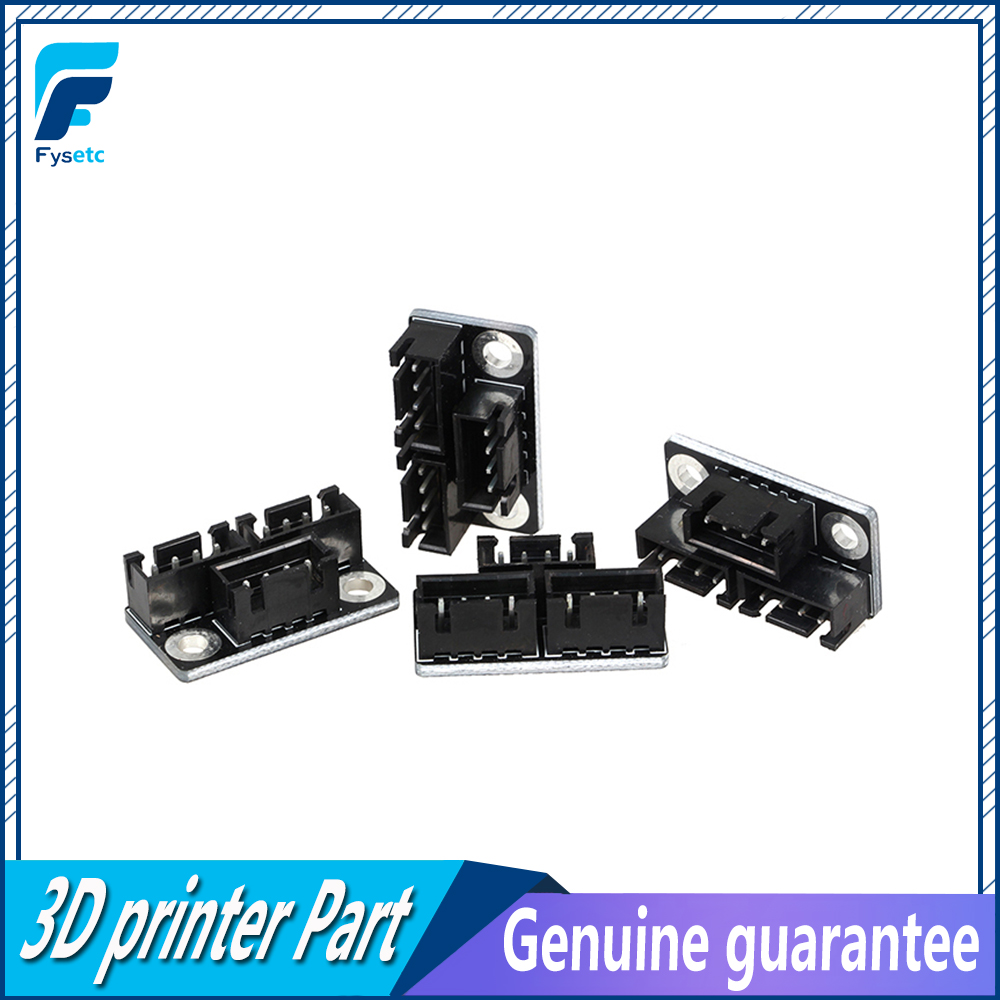 3D Printer Parts Motor Parallel Module External High Power Switching for Double Z Axis Dual Z Motors for Lerdge 3D Printer Board 0957 2157 power module for printer parts used