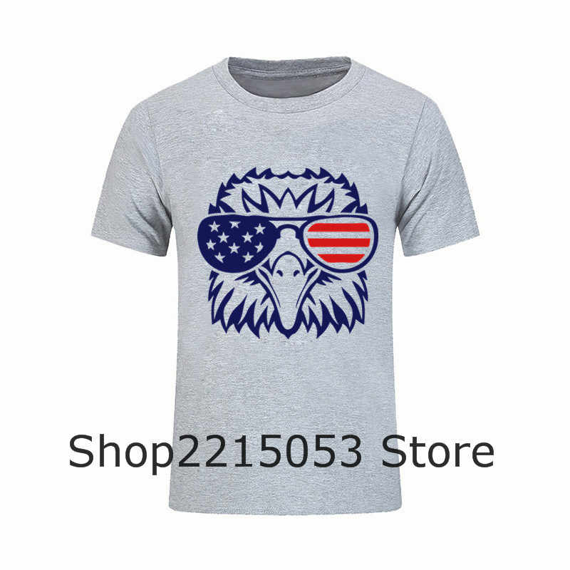 ... Tshirt Men American flag 4th of July Independence Day T Shirts Plus  Size Skateboard West 3d ... 5a475e9b4f42