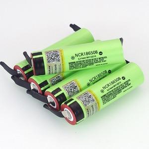 Image 5 - Liitokala New Original NCR18650B 3.7 v 3400 mah 18650 Lithium Rechargeable Battery Welding Nickel Sheet batteries