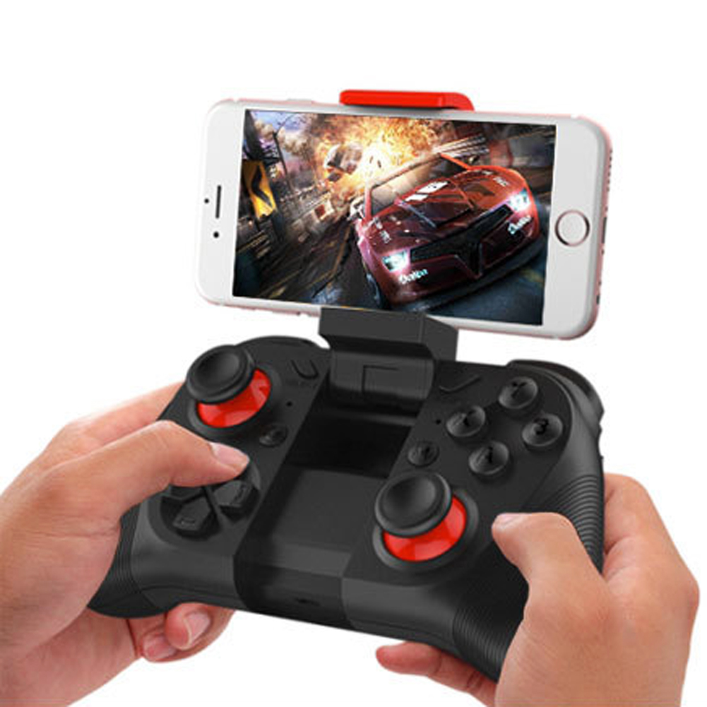 portable wireless mocute game controller joystick gamepad