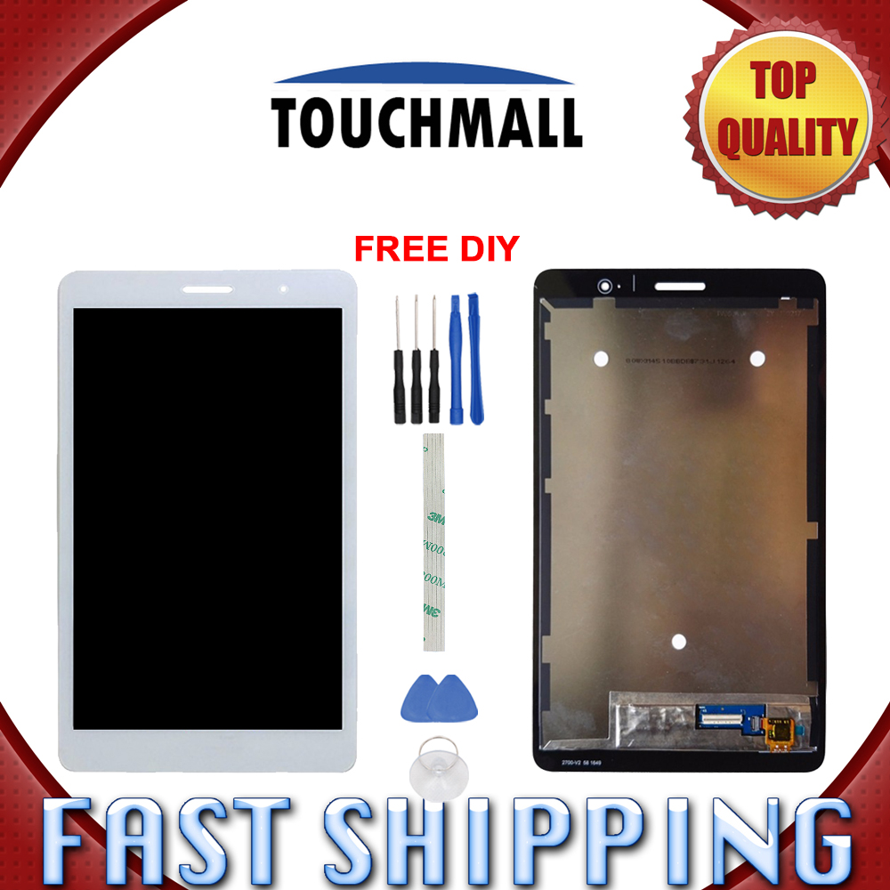 Smart New Lcd Display Touch Screen Assembly Replacement For Huawei Honor Play Meadiapad 2 Kob-l09 Mediapad T3 Kob-w09 Lte 8-inch+tools A Plastic Case Is Compartmentalized For Safe Storage Tablet Lcds & Panels