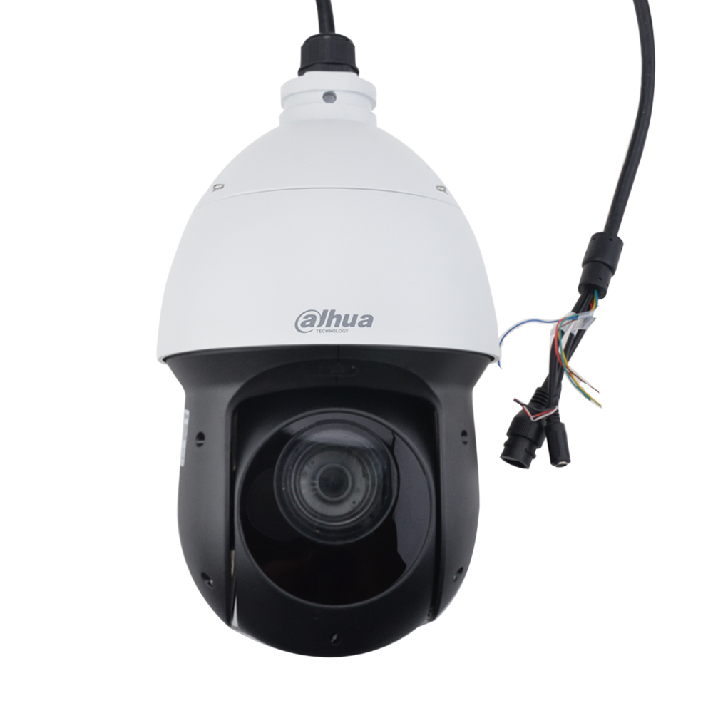 Dahua 2MP 25x Starlight IR PTZ Network Camera SD49225T-HN High Speed IP Dome Camera 16X Digital Zoom IP66 Waterproof Network Cam dh h 265 sd49225t hn 2mp 25x starlight ir ptz network camera sd49225t hn high speed ip dome camera ip66 waterproof ip camera
