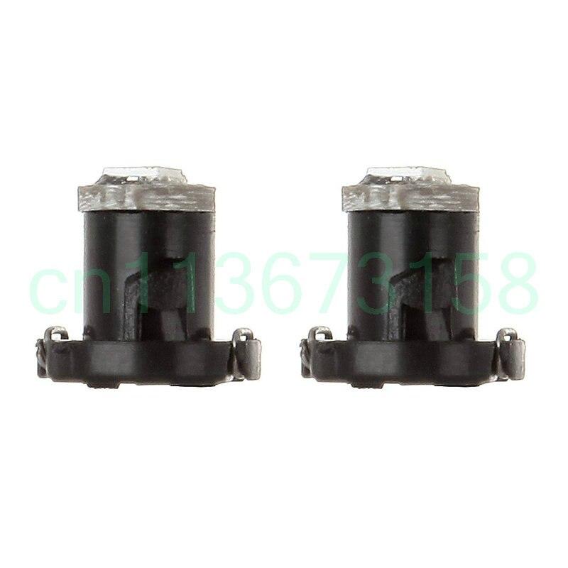 20pc/lot T4.2 Long LED Light bulb Bright Instrument Panel Gauge Cluster Dashboard LED Light Bulbs