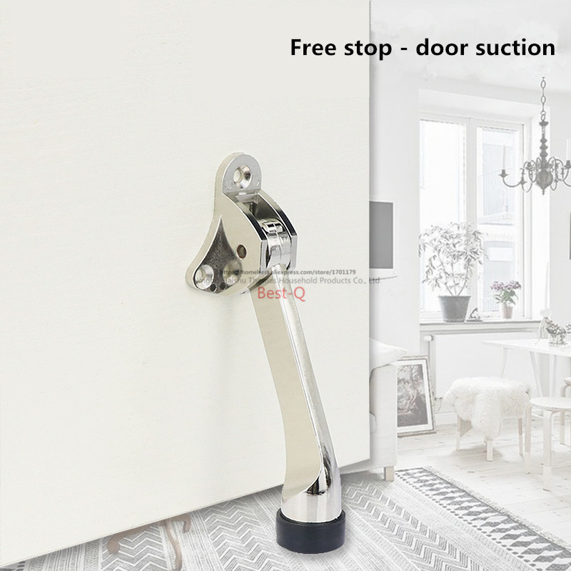 Door opener door cover anti-theft door opener hotel door doorstop refused to avoid punch resistance цена