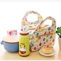 Hot Insulated Tinfoil Aluminum Cooler Thermal Picnic Bag Waterproof Travel Tote Box Cartoon For Kids Women Cooler Bags