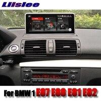 For BMW 1 E87 E88 E81 E82 2004~2013 LiisLee Car Multimedia GPS Audio Hi Fi Radio Stereo Original Style For NBT Navigation NAVI