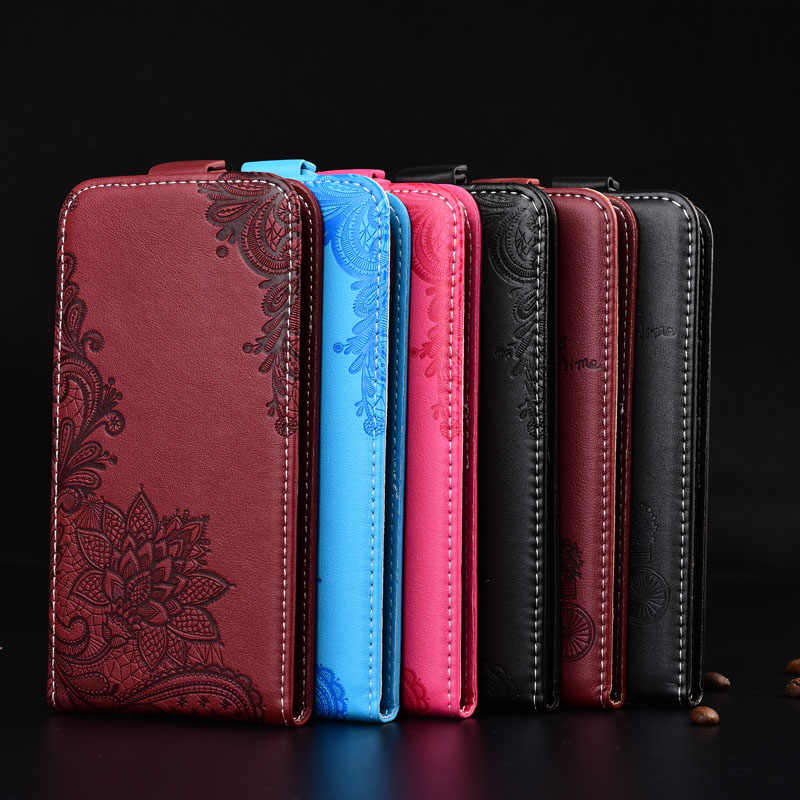 For Huawei Honor 8C 8 C case TPU Soft back cover flip leather case Vertical Cover