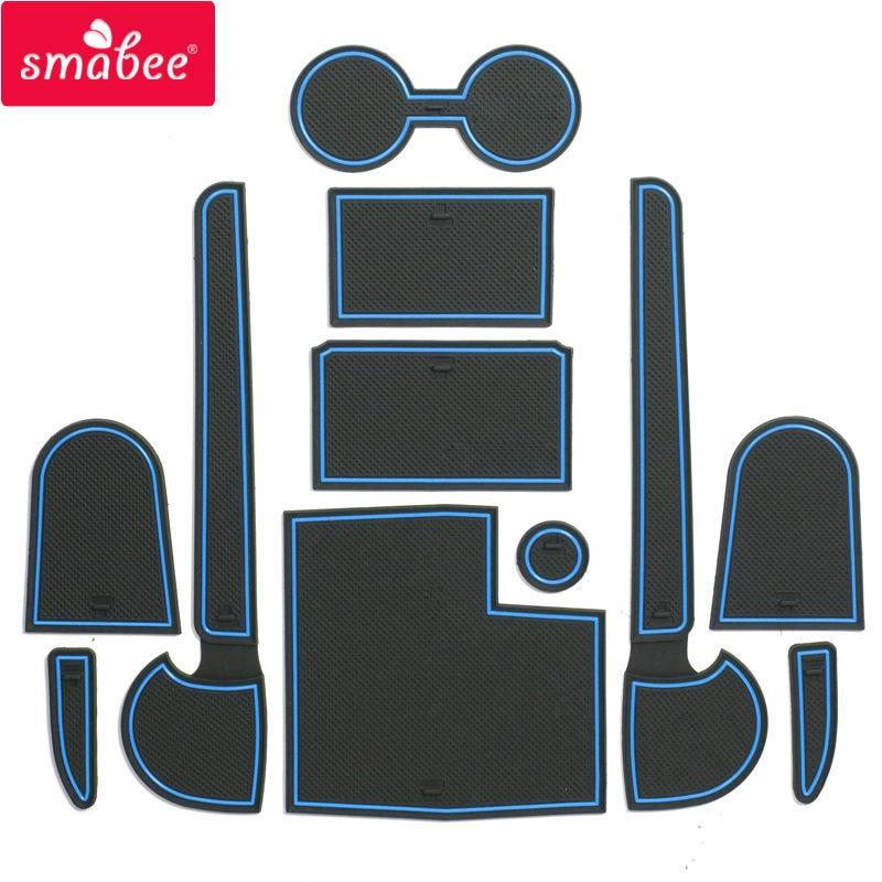Almohadilla de la ranura de la puerta Para MITSUBISHI TRITON L200 - Accesorios de interior de coche - foto 4