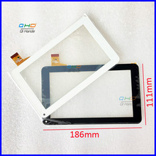 New Touch Screen Digitizer Sensor Panel Replacement Parts for PRESTIGIO MultiPad Wize 3027 7 inch Tablet