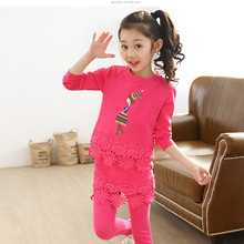 Female Children s Clothing Baby Fall 3 4 2 3 4 Year Old Girl In The