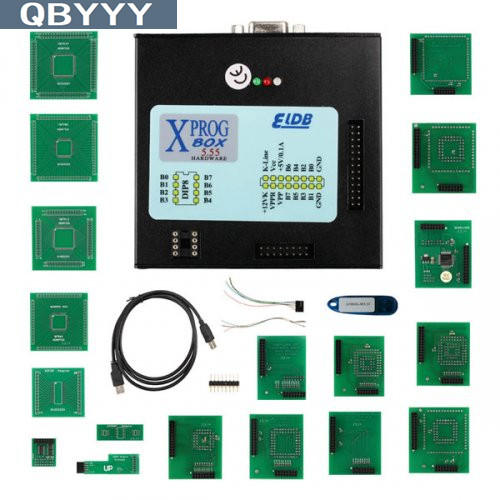 где купить QBYYY xprog 5.55 Latest Version XPROG M ECU PROGRAMMER V5.55 box x prog m with x-prog 5.55 software по лучшей цене
