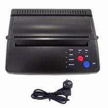 New Tattoo art tool Styling Professional Tattoo Stencil Maker Transfer Machine Flash Thermal Copier Printer Supplies EU/US Plug