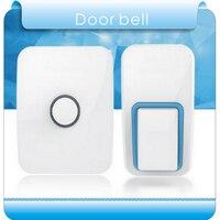 Nieuwste Augreener mechanische huishoudelijke elektrische knop waterdichte draadloze deurbel doesthis Deurbel Veiligheid en bescherming -