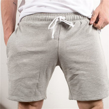 Men's shorts – Cotton – Gym – Casual – Jogger – Fitness – Bodybuilding – Workout Shorts  Sportswear