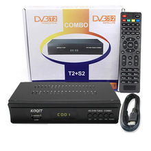 Europe Russia FTA Digital Terrestrial DVB-T2 Satellite DVB-S2 Combo Receiver TV Tuner IPTV m3u Player iks Cs Cline Youtube Wifi